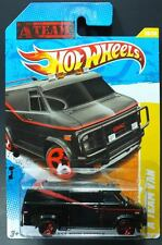 Hot Wheels - A TEAM VAN - EL EQUIPO A - Movie TV Series - BLISTER USA 1:64
