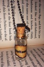 Veritaserum Glass Potion Bottle Necklace For Fan Of Harry Potter Books/Movies