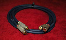 ACCUPHASE L-10G RCA INTERCONNECT CABLE 1 M PAIR