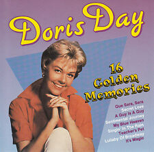 DORIS DAY : 16 GOLDEN MEMORIES / CD