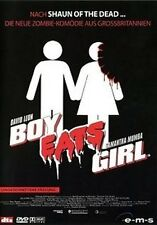 Boy Eats Girl ( Horror-Komödie ) mit Samantha Mumba, David Leon, Paul Reid NEU