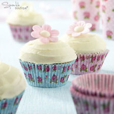 VINTAGE ROSE CAKE/CUPCAKE CASES -Shabby Chic Tea/Hen Party- FULL RANGE IN SHOP!