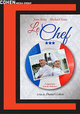 Le Chef (DVD, 2014) Jean Reno, BRAND NEW.