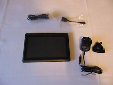"7"" DGM T-704D Tablet with usb cables and power supply"