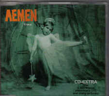 Aemen-Time cd maxi single with video with Sharon from Within Temptation