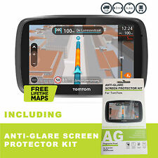 TOMTOM PRO 7250 TRUCK BUNDLE LIFETIME MAPS + ANTI-GLARE SCREEN PROTECTOR KIT