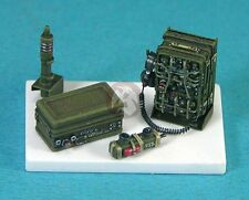 Legend 1/35 BC-1306 Radio Set for Vehicles WWII (SCR-694 part) (2 pieces) LF1264