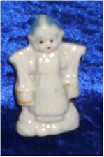 Porcelain Dutch Girl Figurine (Water Buckets)(Vintage!)