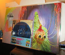 3x vinyl RSD 2013 LOT rare FLAMING LIPS 1st EP & 2nd demo SIGNED  peace sword LP
