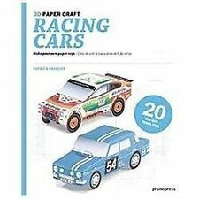 3D Paper Craft Ser.: 3D Paper Craft Racing Cars : Make Your Own Paper Toys 2...