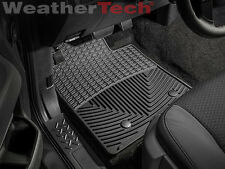 WeatherTech® All-Weather Floor Mats - Ford F-150 - Regular Cab - 2010-2014-Black