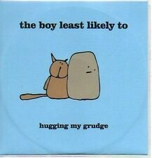(P781) The Boy Least Likely To, Hugging My Grudge DJ CD