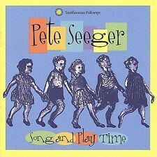 Song and Play Time with Pete Seeger by Pete Seeger (Folk) (CD, Aug-2001, Smithso