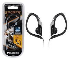 Panasonic RP-HS34 NERO Resistente All'acqua Sport Cuffie Regolabile
