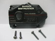 USED SHIMANO SPINNING REEL PART - Baitrunner 3500B - Body Side Cover #B1
