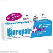 Dr. Wolff's BioRepair Plus Toothpaste That Actually Repairs Tooth Enamel
