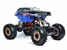 Redcat Rockslide RS10 XT Rock Crawler 1/10 Scale 4WD 4WS RC Offroad Truck BLU