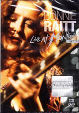 BONNIE RAITT live at montreux 1977  DVD NEU OVP/Sealed
