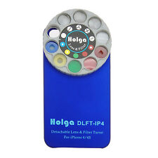 Holga iPhone 4 / 4S Case DLFT-IP4 Detachable Auxiliary Lens Turret | UK Stock