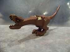 Lego Harry Potter Goblet of Fire Hungarian Horntail Dragon Figure incomplete