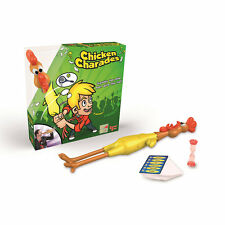Chicken Charades, Fun Family Kids Party Board Game