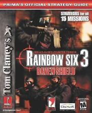 Tom Clancy's Rainbow Six: Raven Shield (Prima's Official Strategy Guide), Michae