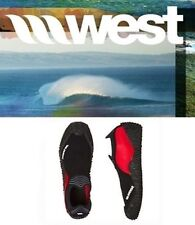 NEW West Surfing 2mm Neoprene Booties Mens 13 surf water shoes beach Msrp$40