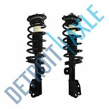 Both (2) Front Driver & Passenger Complete Quick Strut Assemblies for Saturn Vue
