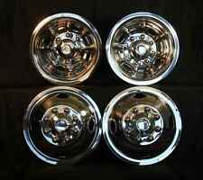 "93 94 Dodge 16"" 8 lug motorhome hubcaps rv simulators"