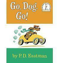 Beginner Books(R): Go, Dog. Go! by P. D. Eastman (1961, Hardcover)