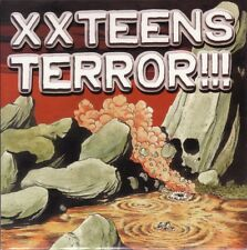 "XX TEENS - TERROR - 7"" VINYL SINGLE - MINT"
