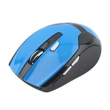 10M 2.4GHz 1200-1600DPI Wireless Cordless Optical Mouse Mice USB Receiver IT