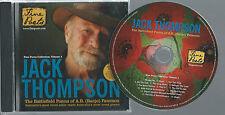 """Jack Thompson    """"Poems  A.B. (Banjo) Paterson""""   Vol 4  2010 CD"""