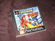 Playstation 1 Digimon Rumble Arena VGC - PAL Buy It Now PS1
