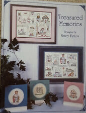 Treasured Memories By Nancy Farrow Provo Craft Tole Painting Book Vintage 1990