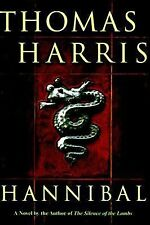 Hannibal Bk. 3 by Thomas Harris (1999, Hardcover ) Lecter Cannibal great read