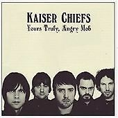 KAISER CHIEFS CD Album YOUR TRULY, ANGRY MOB Orig 2007 EXCELLENT Cond 13 tx RUBY
