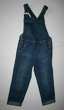 New Adorable Baby Gap Denim Blue Jean Overalls size NWT Girls 4 Year