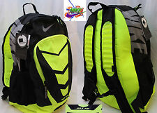 Nike MAX AIR Vapor TEAM TRAINING LARGE Laptop School Gym O2-Resistant BACKPACK