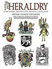 Heraldry: A Pictorial Archive for Artists and Designers Dover Pictorial Archive