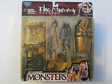 MOC 1998 MCFARLANE TOYS TODD MCFARLANES MONSTERS SERIES 2 THE MUMMY PLAYSET
