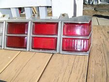 1979-1980 Monte Carlo Tail lamp assy USED