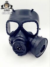 Black force gas masks turbo fan filtering , Anti-fog , For CS Sports games mask