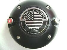 "Eminence ASD:1001 Screw-On 1"" 50 Watt 8 Ohm High Frequency Driver"
