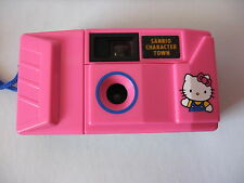SANRIO HELLO KITTY POCKET CAMERA W/FLASH ATTACHMENT NEW IN BOX