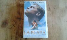 Usado - Película LA PLAYA - Leonardo Dicaprio -VHS - Item For Collectors