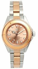 """101"" 200m Scuba DIVERS SUBMARINE Women's Watch CITIZEN Movement Pink Gold Combi"