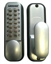 Arrone Push Button Mechanical Digital Combination Code Door Lock Keyless Access