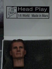 Hot Toys HT  Soldier Story Headplay Head Play Liam 1/6