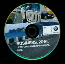 BMW DVD Europa Europe Business 2016 Road Map DEUTSCHLAND ÖSTERREICH *
